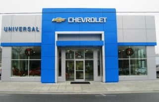 Universal Chevrolet Company 114 N Main St Wendell, NC Auto Dealers