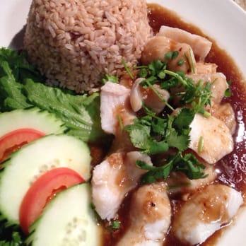 The Original Khun Dang Thai Restaurant Los Angeles Ca