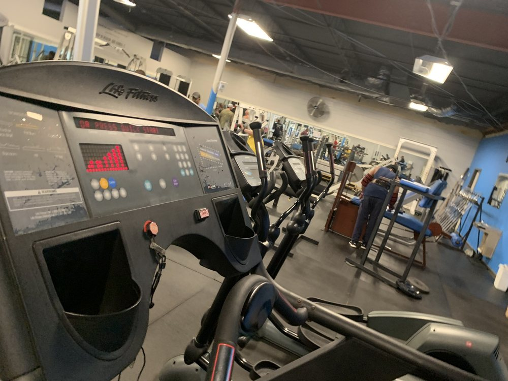LifeStyle Fitness: 106 W C St, Butner, NC