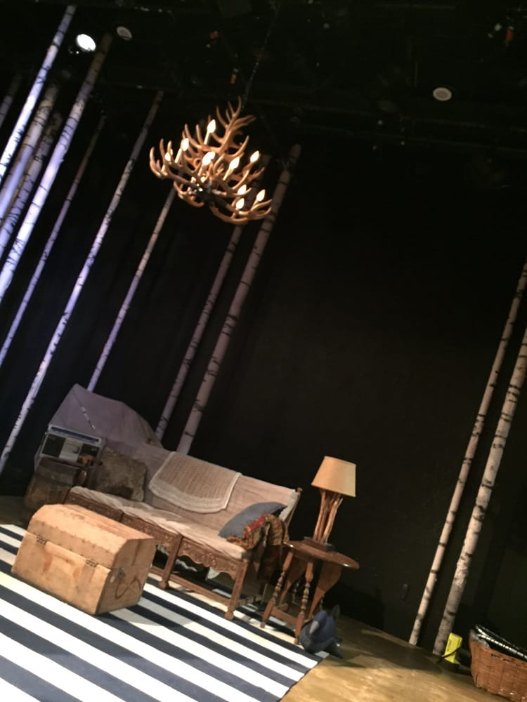 The Gamm Theatre: 1245 Jefferson Blvd, Warwick, RI