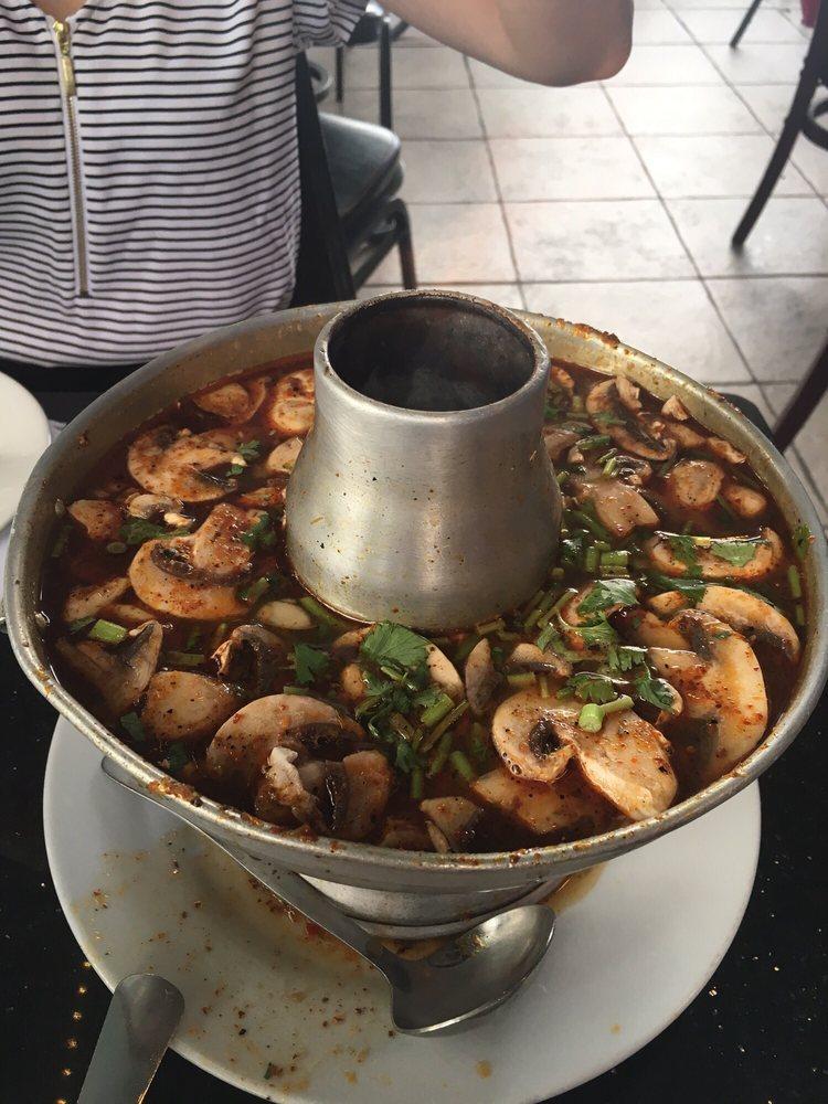 Thai Spice Restaurant Houston Menu