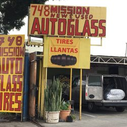 Window Glass Repair Near Me >> Mission Auto Glass And Tires - 43 Photos & 184 Reviews ...