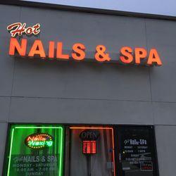 Hot Nails & Spa - 96 Photos & 16 Reviews - Nail Salons - 827 ...