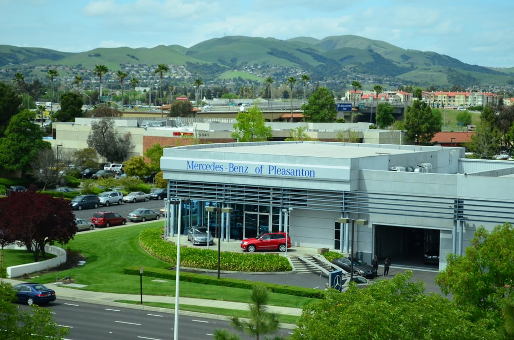 photo of mercedes benz of pleasanton pleasanton ca united states. Cars Review. Best American Auto & Cars Review