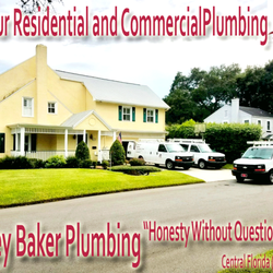 Photo Of Harvey Baker Plumbing Orlando Fl United States Hour Central Florida