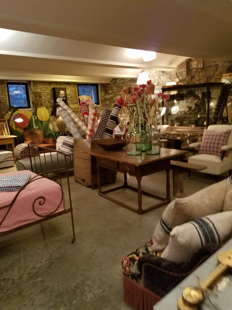 Some of the furniture collection yelp for John derian dry goods