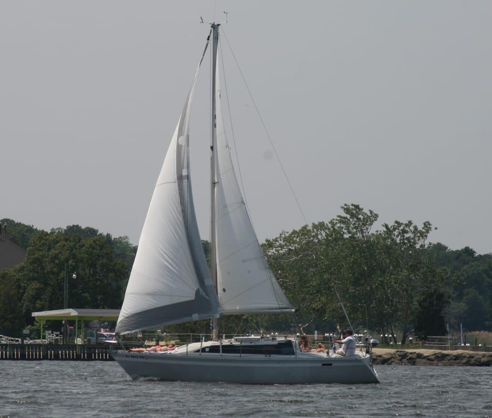 New Jersey Sailing School & Charter, Inc: 281 Princeton Ave, Brick, NJ