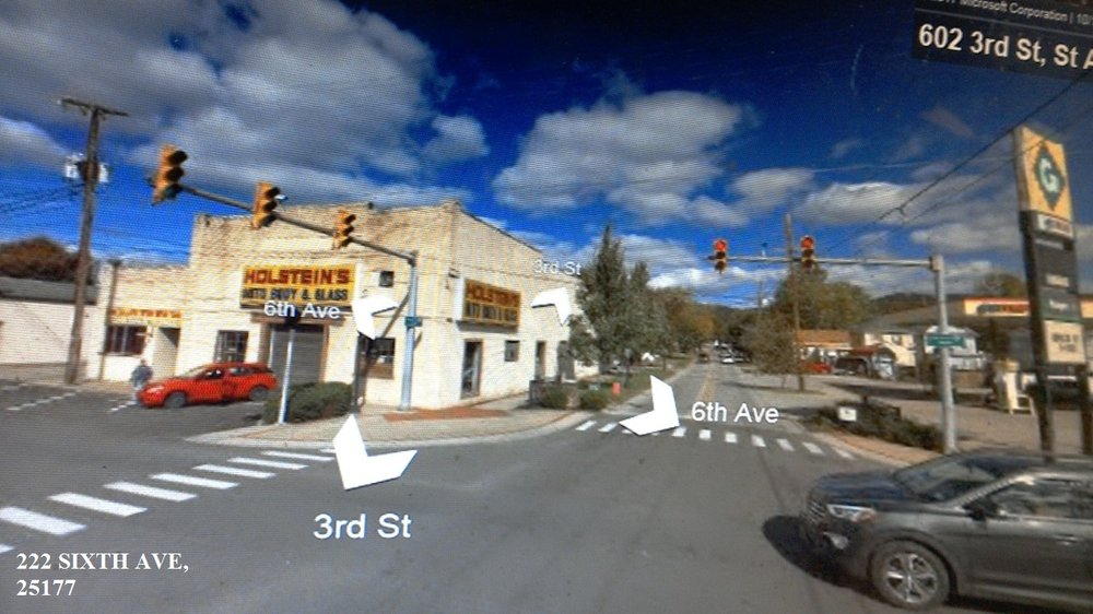 Holstein's Auto Body & Glass: 222 6th Ave, Saint Albans, WV