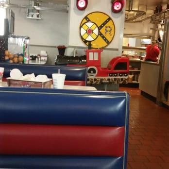Photo Of Fritz S Railroad Restaurant Kansas City Ks United States Old School