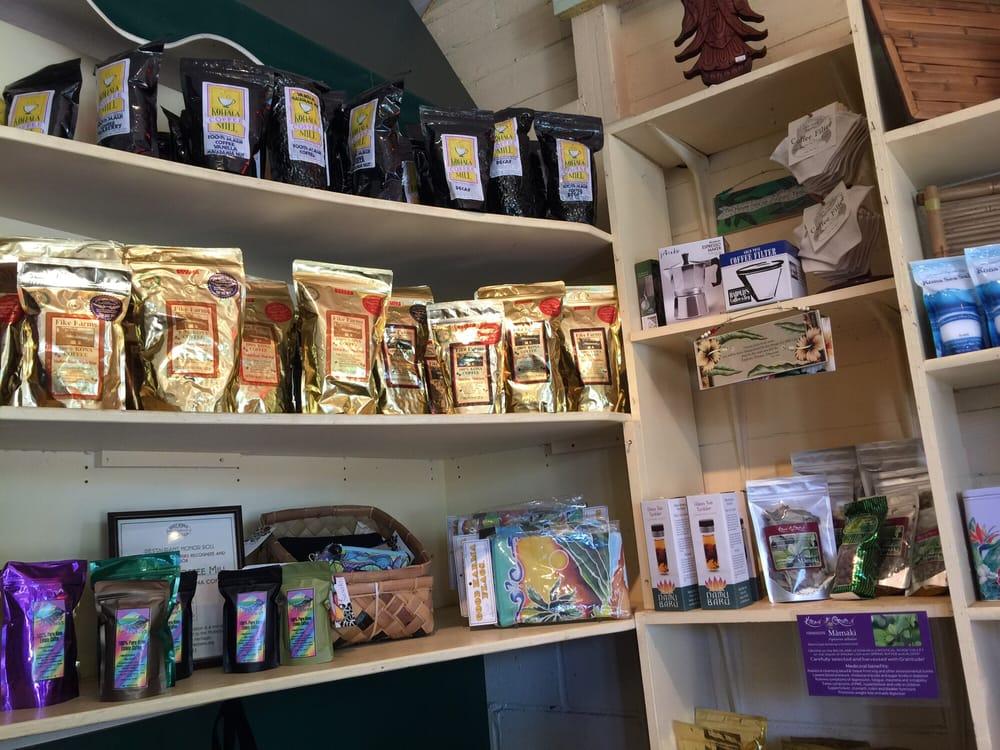 Kohala Coffee Mill Cafe