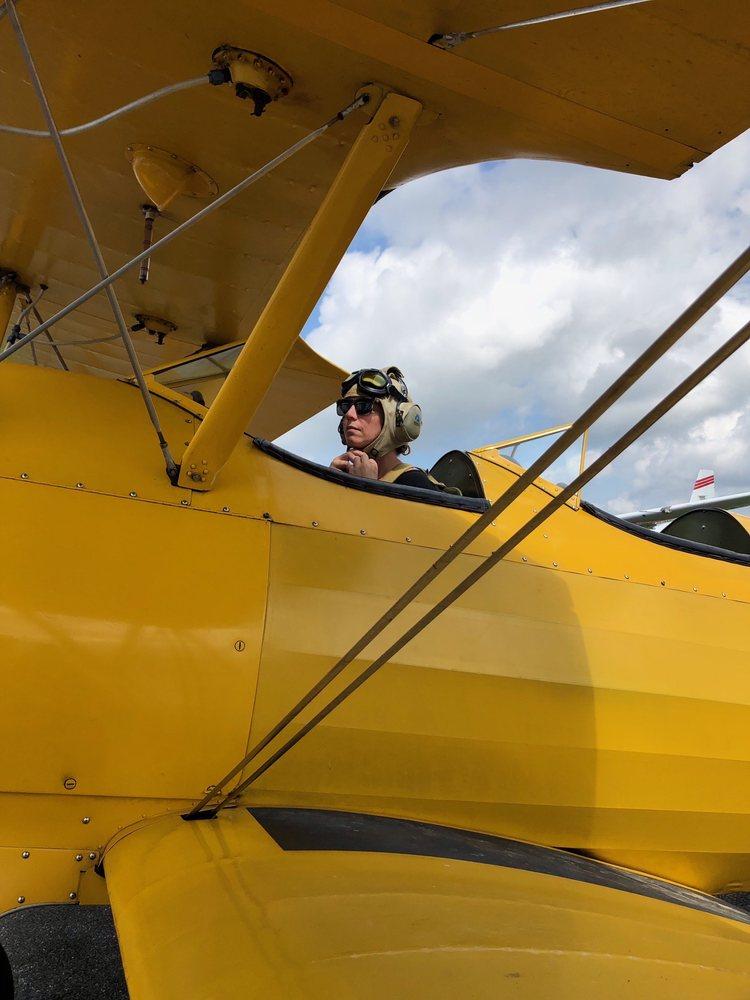 Barnstormer Aero & Light Flight Hot Air Balloon Rides: Bel Air, MD