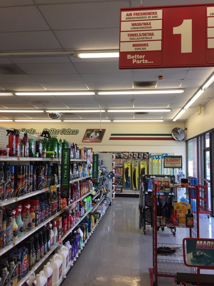 O'Reilly Auto Parts: 2560 Cottage Way, Sacramento, CA