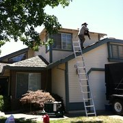 Lovely Reroof Project In Photo Of Northern California Roofing   Vacaville, CA,  United States.