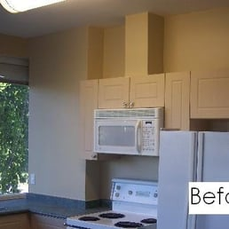Photo Of Urban Kitchen Refacing Toronto On Canada Before Reface