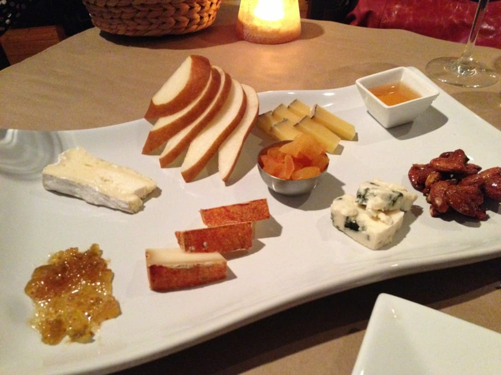 Photo of The Cheese Plate - Warren RI United States. The French cheese & The French cheese plate - Yelp