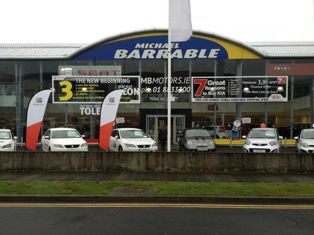 Michael Barrable Motors Car Dealers Feltrim Road