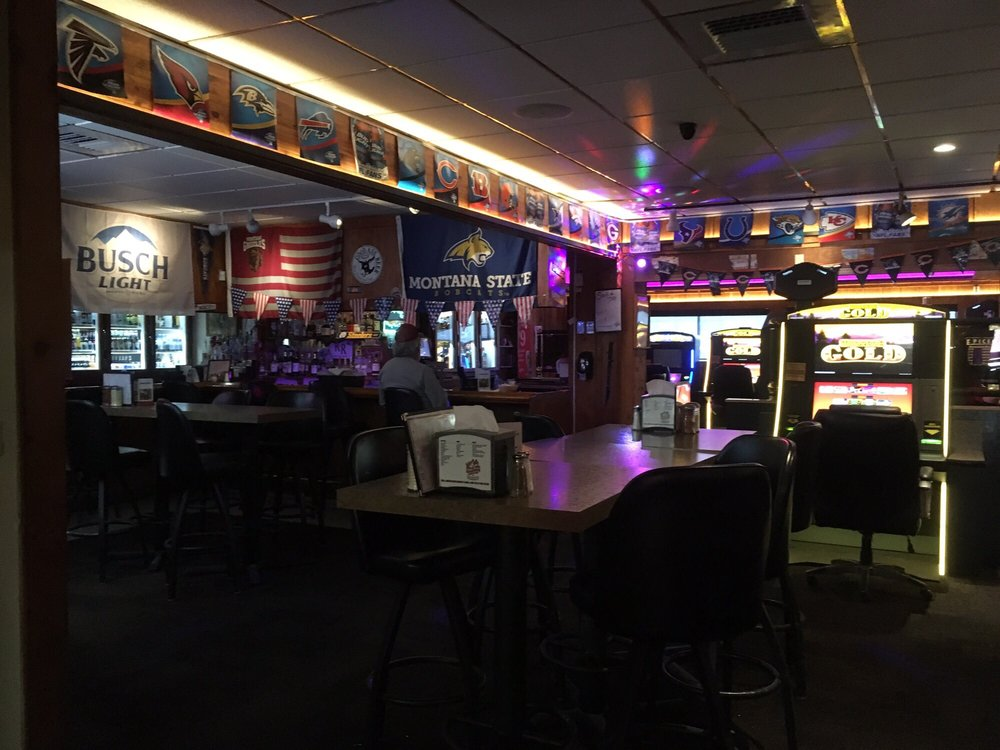 Fowl Play Sports Bar and Casino: 220 S 1st Ave, Laurel, MT