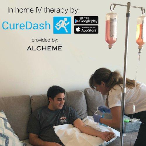 CureDash: San Diego, CA