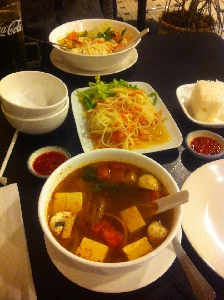 Bhan Thai Restaurant Colorado Springs