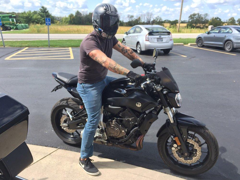 Clinton county motorsports motorcycle dealers 6002 n for Deal motors clinton hwy