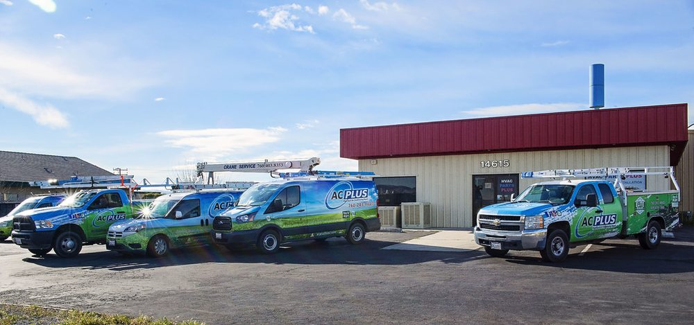 AC Plus Heating & Air: 14615 Palmdale Rd, Victorville, CA