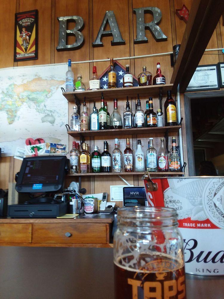 TAPS Espresso: 34635 Hwy 101 Business, Astoria, OR