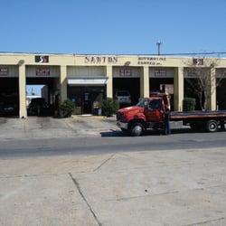 santos auto shop new orleans