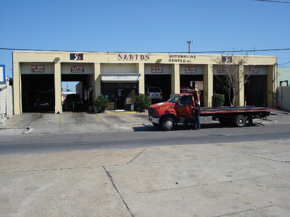 Photos for santos automotive center inc yelp for Superior honda new orleans