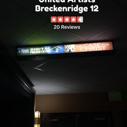 Breckenridge movie little rock