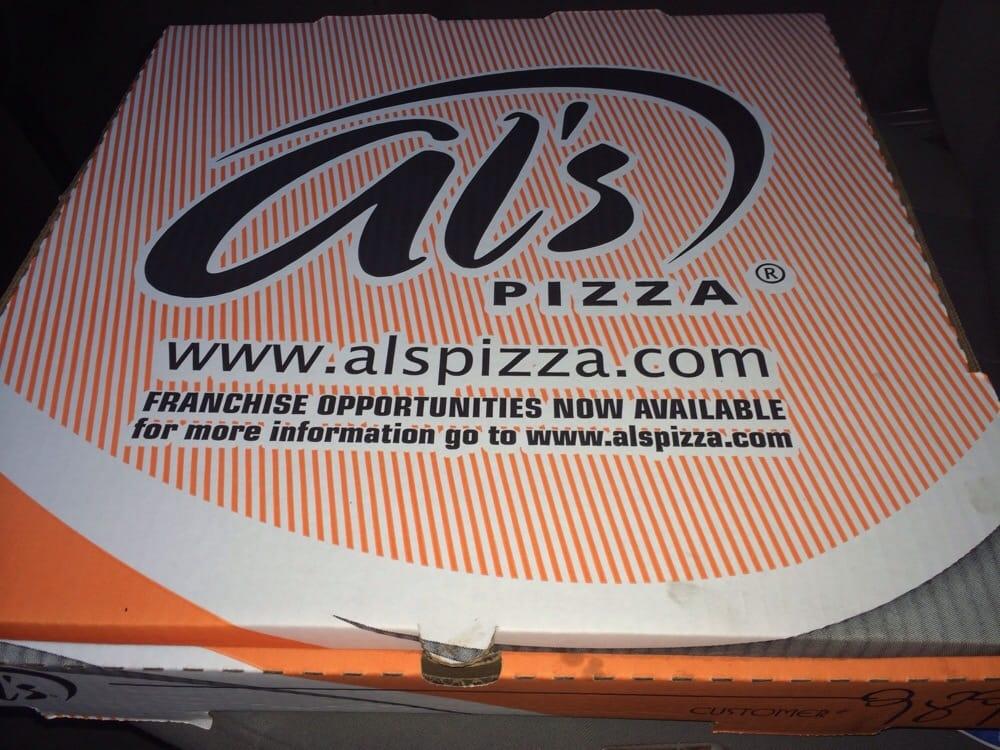 Al pizza coupons ponte vedra