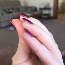 Photo Of Y Nails Bastrop Tx United States Look How He Missed