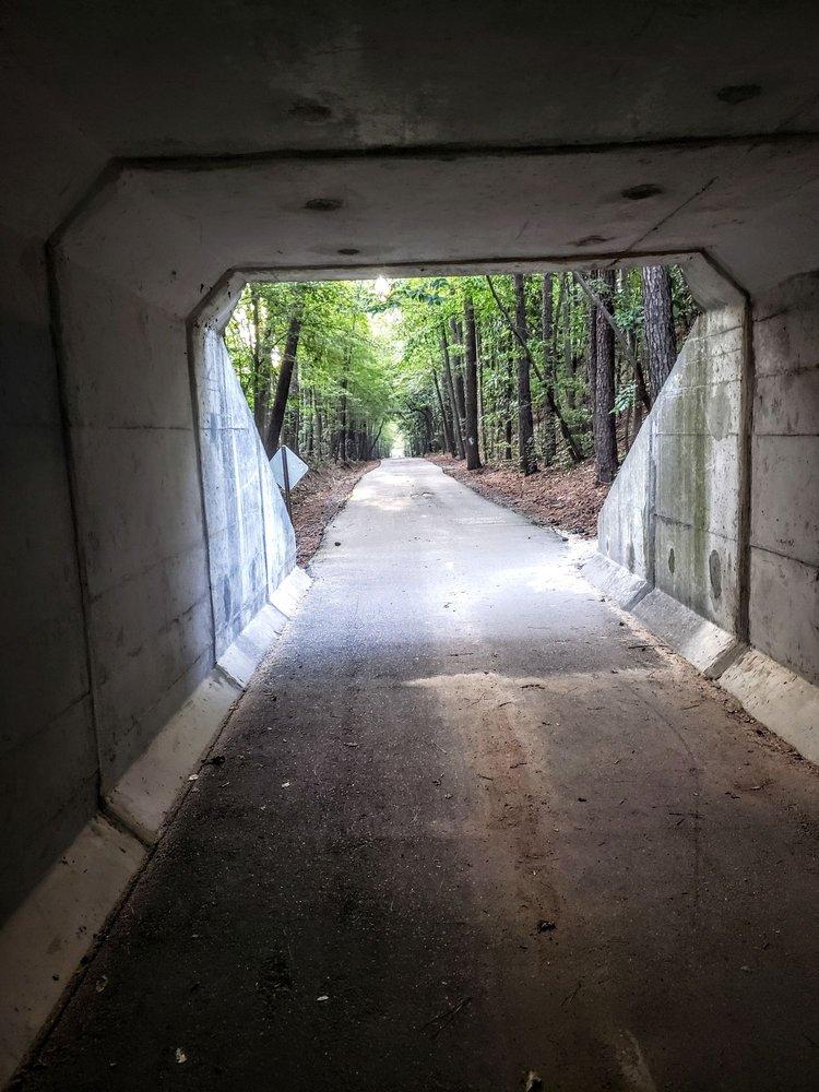 North Augusta Greeneway Trailhead: 2043-2055 Pisgah Rd, North Augusta, SC