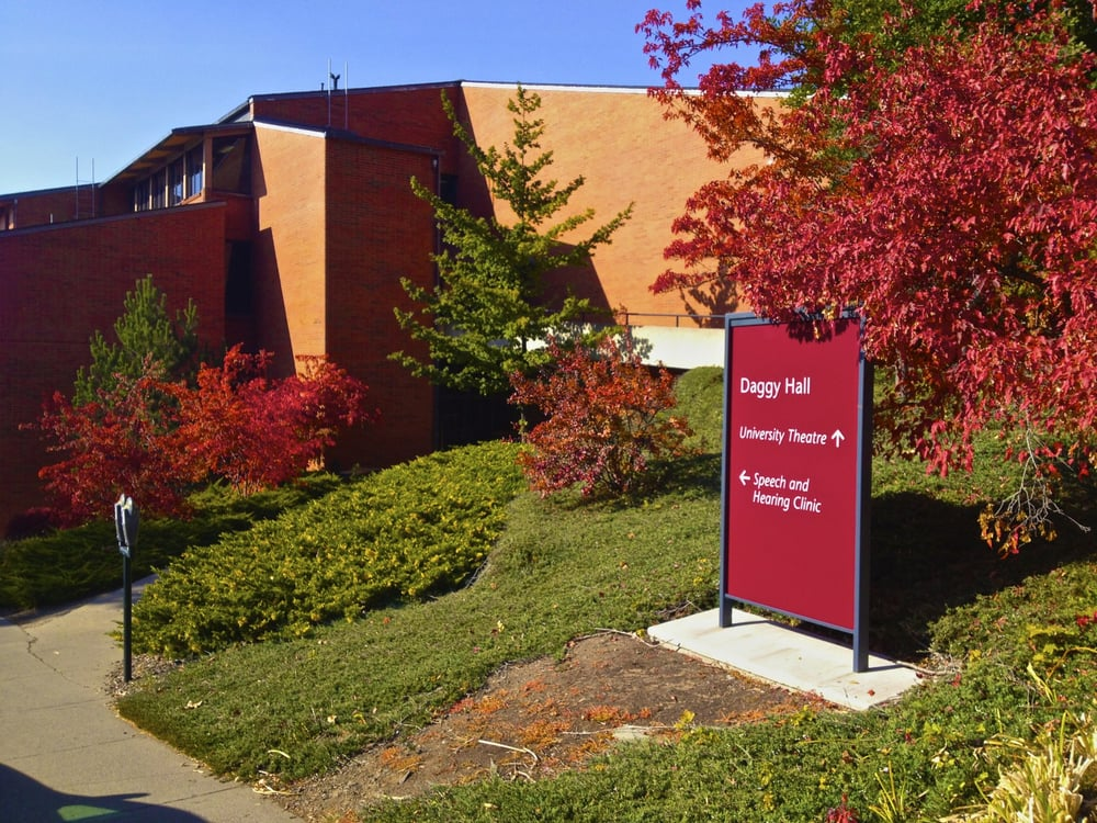 Daggy Hall: NE College Ave, Pullman, WA