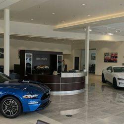 Good Photo Of Serramonte Ford   Colma, CA, United States. Inside Serramonte Ford  Dealership