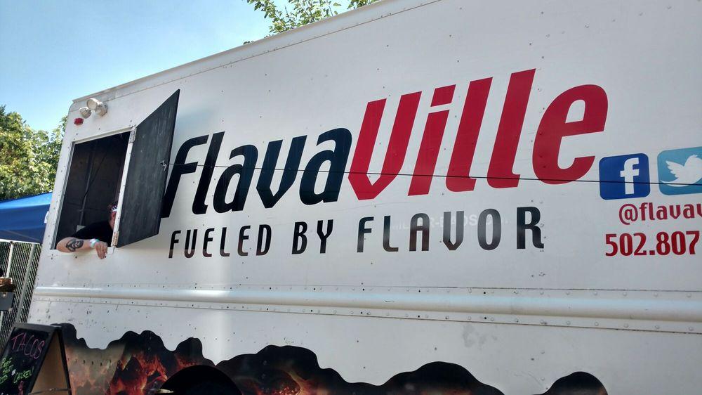 FlavaVille Food Truck: 12406 Brookgreen Dr, Louisville, KY