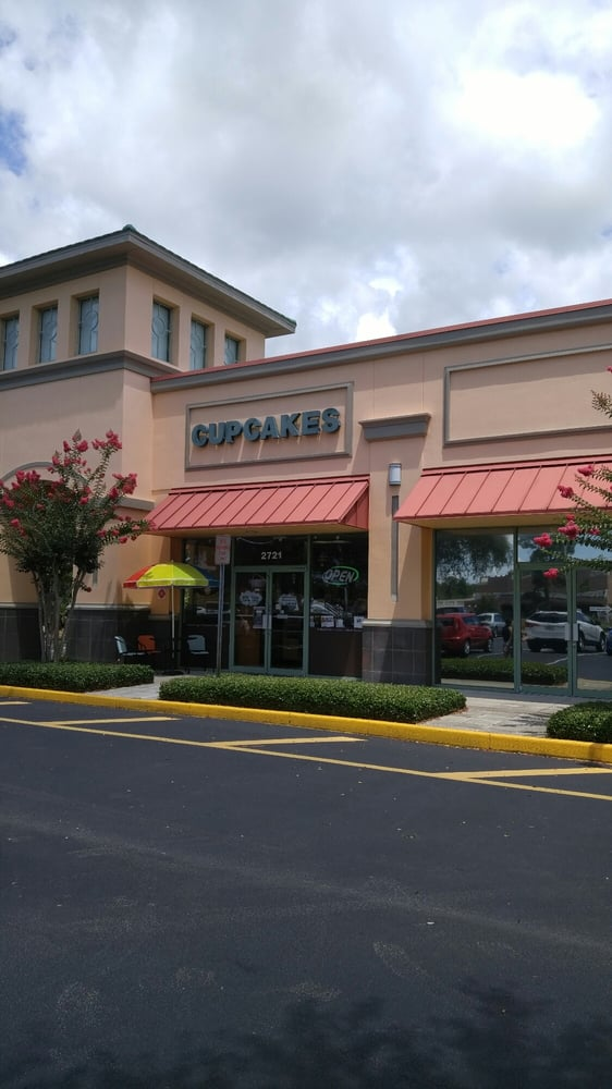 Cupcake Heaven: 2721 Forest Rd, Spring Hill, FL