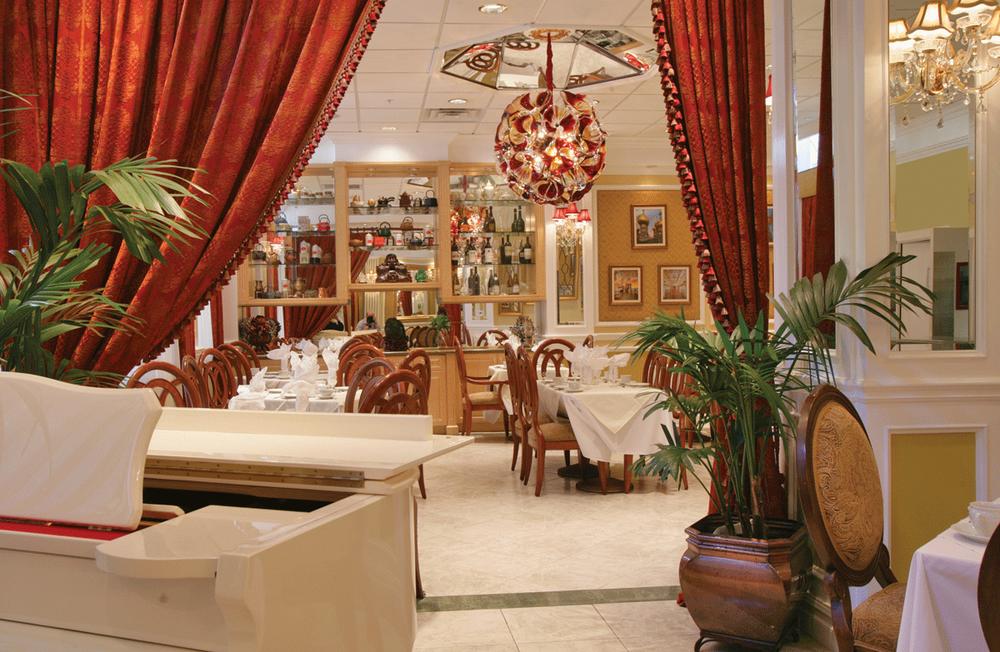 Pasadena Scarlet Tea Room