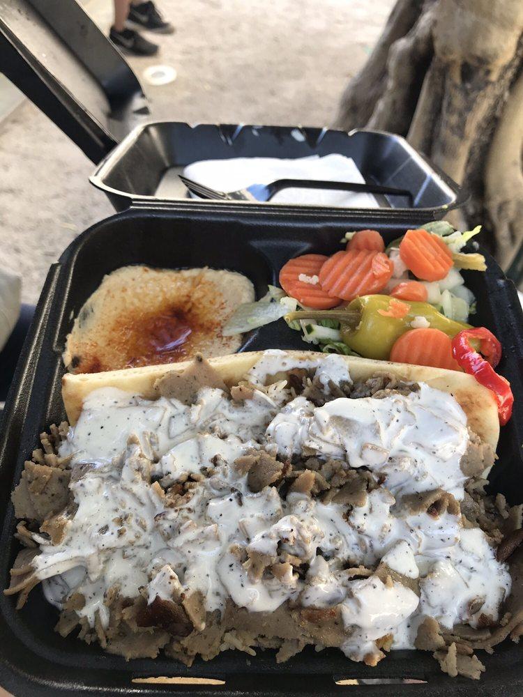 Chez Salim Chicken and Rice Food Truck