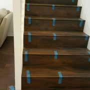 Staircase Finished Best Photo Of Best Laminate Flooring   Miami, FL, United  States.