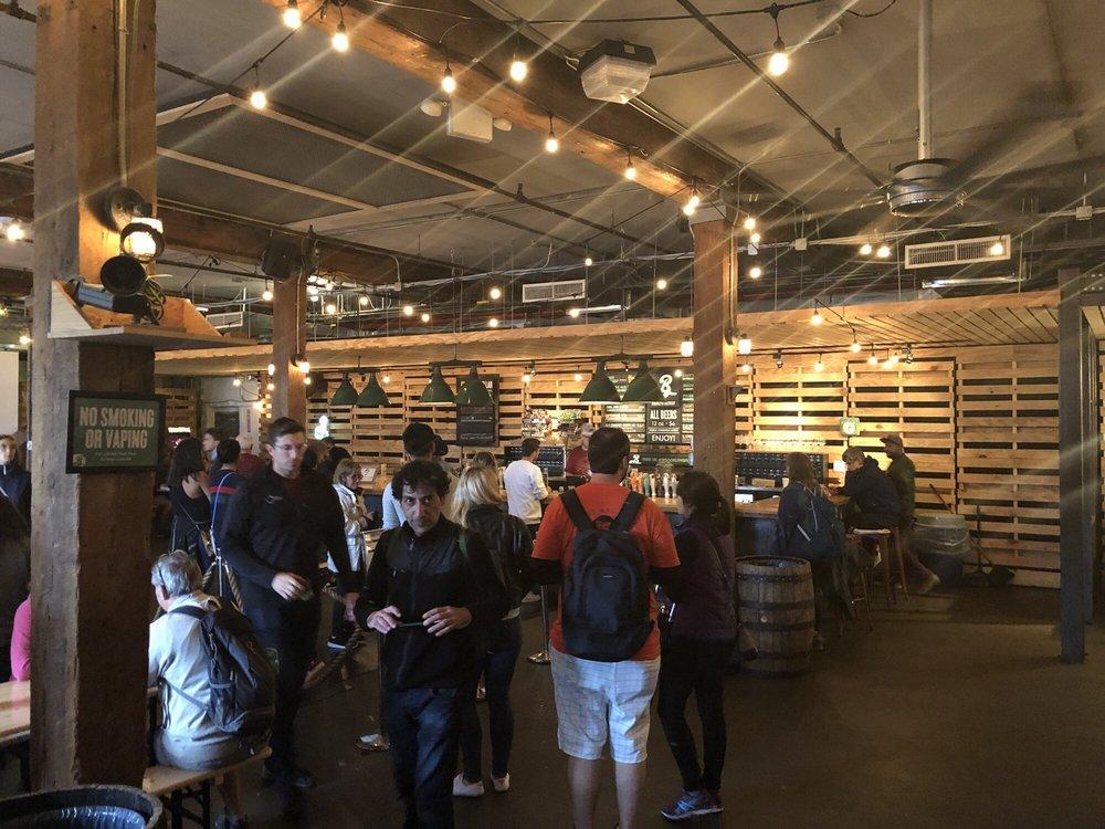 The Brooklyn Brewery