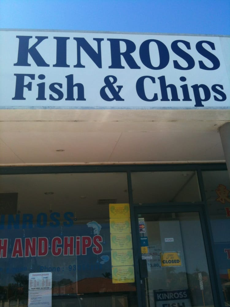 Kinross Fish & Chips