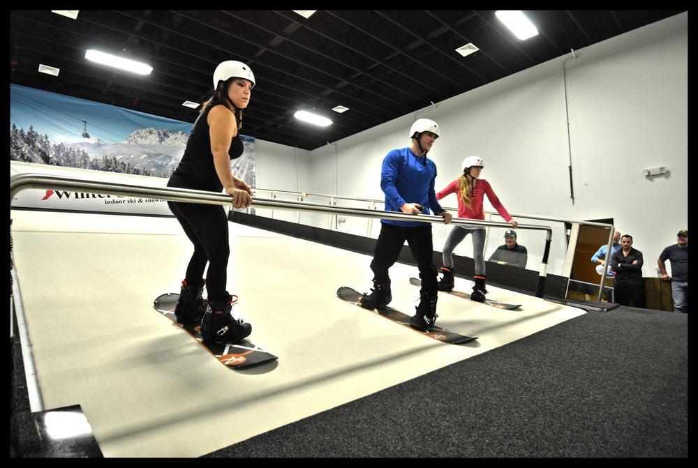 Winterclub Indoor Ski And Snowboard: 2950 Aloma Ave, Winter Park, FL