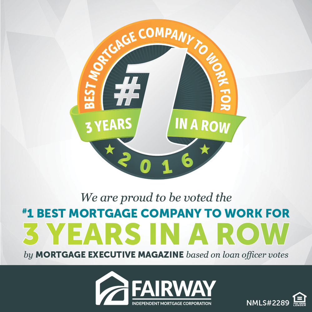 Fairway Independent Mortgage Corp - James Ward: 3311 Richmond Ave, Houston, TX