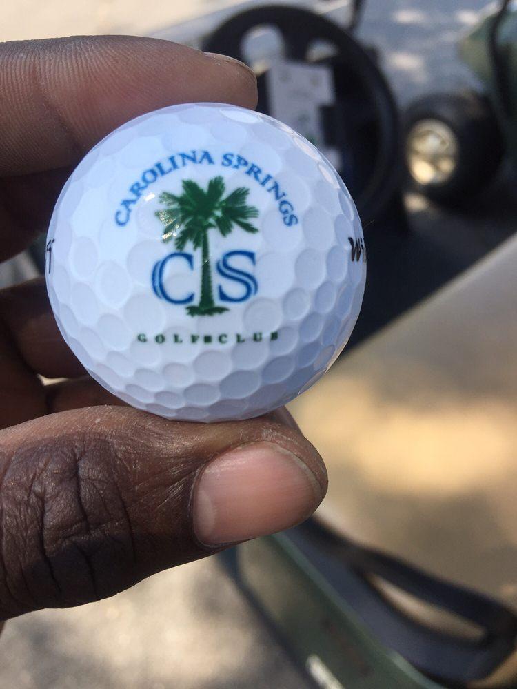 Carolina Springs Golf Club: 1680 Scuffletown Rd, Fountain Inn, SC