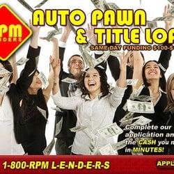 RPM Lenders