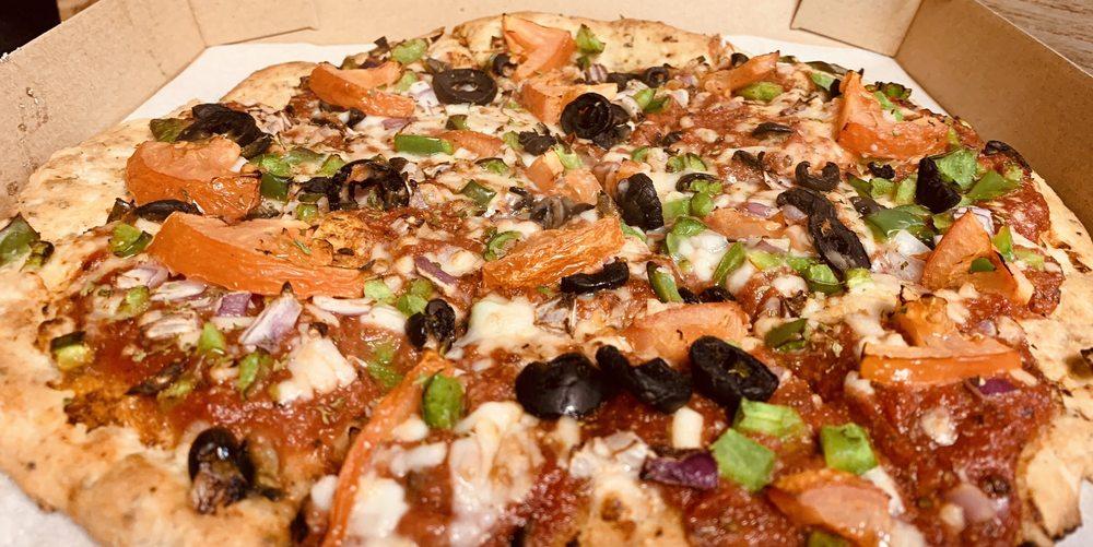 Plant Based Pizzeria: 730 Barnett St NE, Atlanta, GA