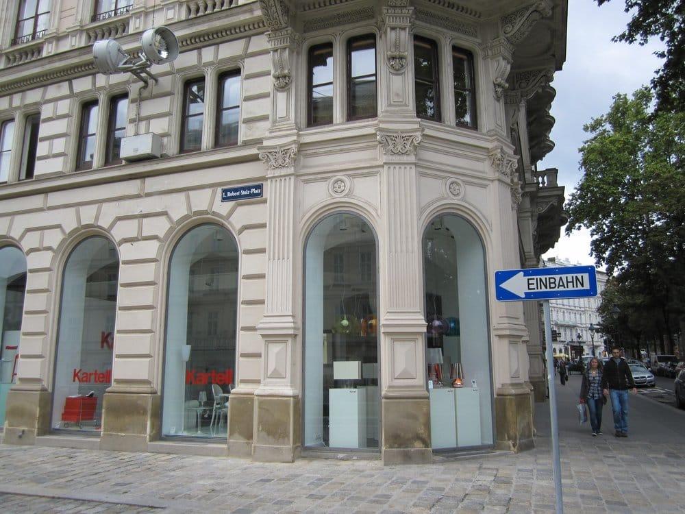 Kartell wien raumausstattung innenarchitektur for Wien innenarchitektur