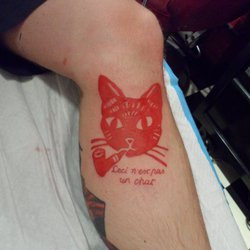 Clash city tattoo 45 foto tatuaggi 273 e 10th st for Tenth street tattoo