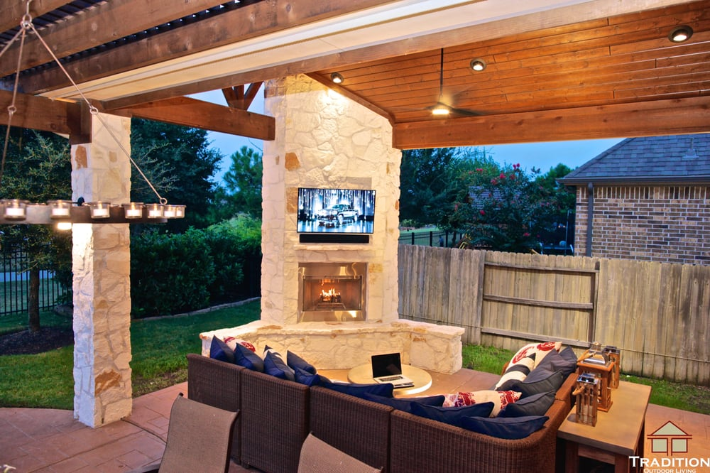 Tradition outdoor living 19 photos contractors 28045 for Tradition outdoor living