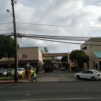Photo Of The Ward Warehouse Honolulu Hi United States Entrance From Auahi